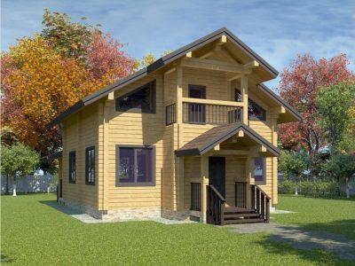 фотографии деревянных домов
